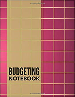budgeting notebook elegance design personal money management with