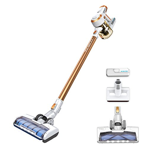 - Tineco A10 Master Cordless Vacuum Cleaner, 350W Digital Motor, Two Lithium Batteries, Two LED Power Brushes, Lightweight Vacuum with High Power & Long Lasting, Stick Vacuum Cordless