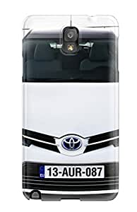 Toyota Auris 16 Case Compatible With Galaxy Note 3/ Hot Protection Case