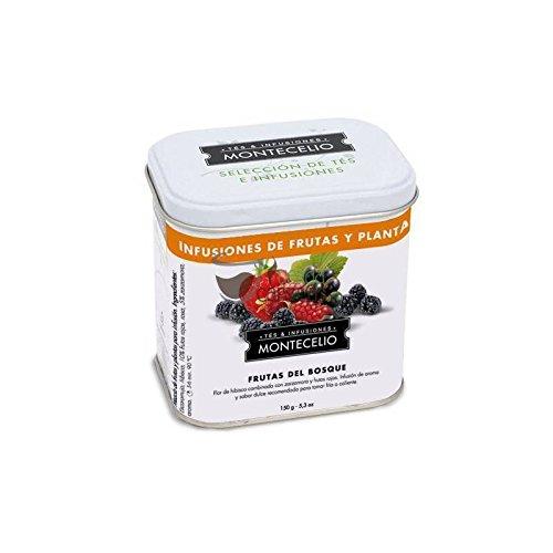 Infusion granel Montecelio - Frutas del Bosque - 1