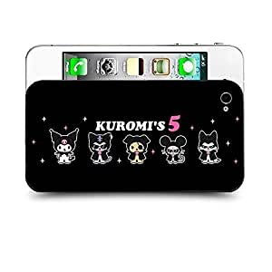 The most popular My Melody & Kuromi Collection 066 4.78 Protective Snap-on Hard Back Case Cover for Apple iPhone 6 4.7