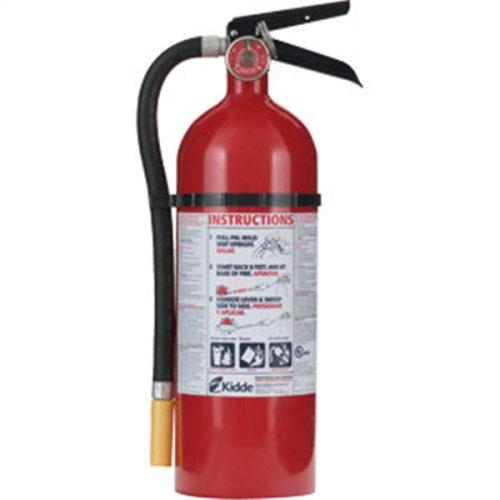 Extinguisher Fire Kidde Abc (Kidde 46611201 Pro Line 5 lb ABC Fire Extinguisher w/ Metal Vehicle Bracket)