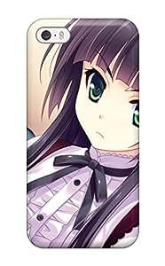 original anime girl Anime Pop Culture Hard Plastic iPhone 5/5s cases