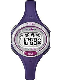 Timex TW5K90100GP Women's Ironman 30-Lap Purple Watch