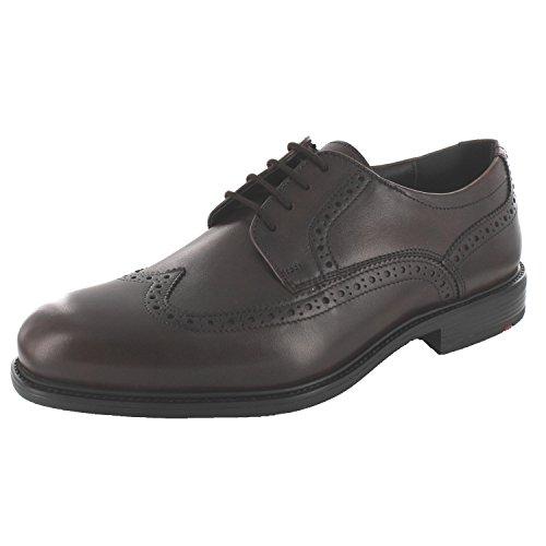 LLOYD KALEB 2585105 hommes Chaussures à lacets, marron 42.5 EU