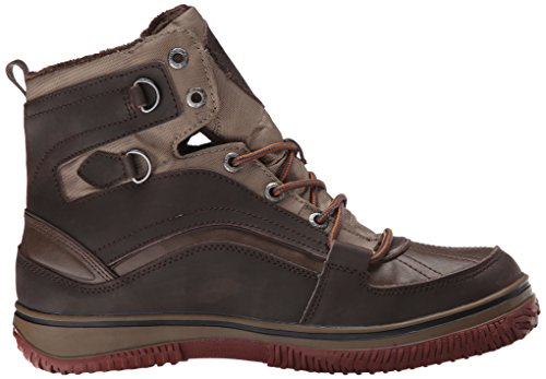 Pajar Mens Conner Boot Dark Brown/Taupe seZ39yJS