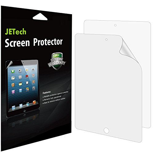 JETech 2 Pack Protector Installation Anti Fingerprint