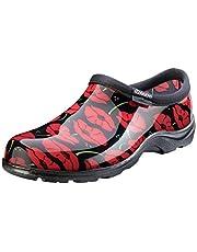 Sloggers 5116por09 Size 9 Women'S Red Poppie Waterproof Shoe