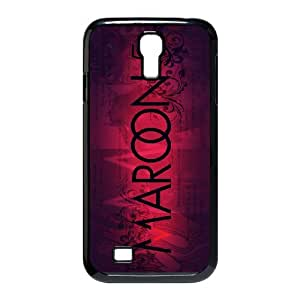 YYCASE Customized Maroon 5 Pattern Protective Case Cover for Samsung Galaxy S4 I9500