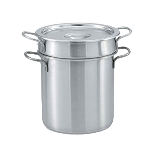 Vollrath 77110 S/S 11.5 Quart Double Boiler Set w/ 11 Quart Inset by Vollrath