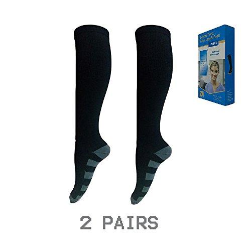 Pairs Graduated Compression Socks Women
