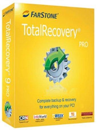 Resultado de imagen de FarStone TotalRecovery Pro