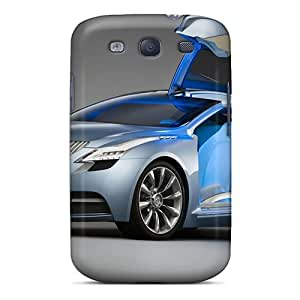Galaxy S3 Case Cover With Shock Absorbent Protective AYLXDiJ4755ZKJya Case