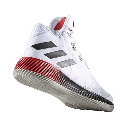 Adidas - Chaussure de Basket-Ball adidas Energy Bounce Light EM up 2017 blanc Pointure - 40