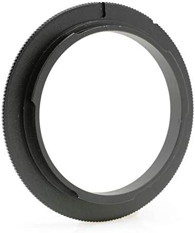 f/ür Canon EOS 52 mm Quenox Retroadapter Makro-Umkehrring