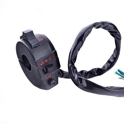 amazon com : turn signal/horn/head light 7/8