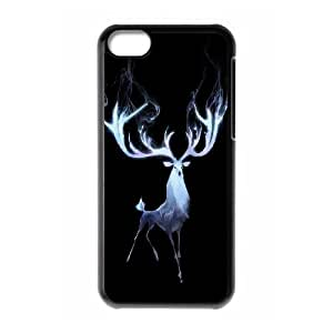 High quality cute deer series protective case cover For Iphone 5cDEAR-003-D4598