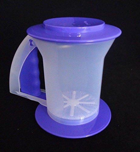 Tupperware Sift 'N Store Sugar Flour Sifter by Flour