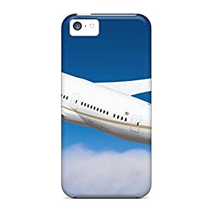 High Grade mobile phone skins New Arrival Wonderful case iphone 5s for you - united airlines boeing 787 dreamliner