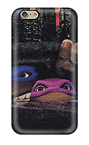 Pretty ABlvrnl10433BuKCs Iphone 6 Case Cover/ Teenage Mutant Ninja Turtles Series High Quality Case