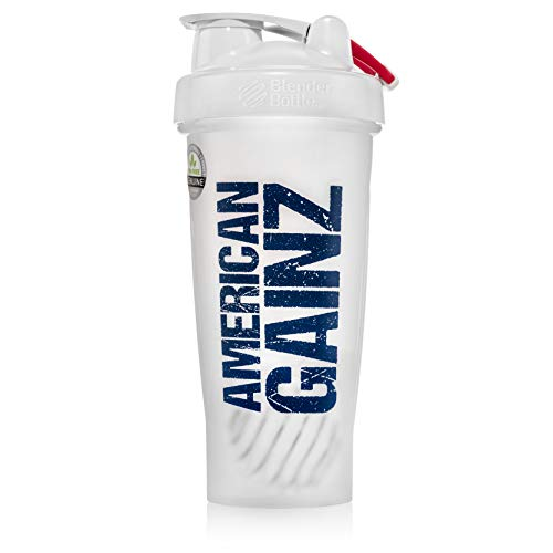 - American Gainz Red White & Blue Shaker Bottle