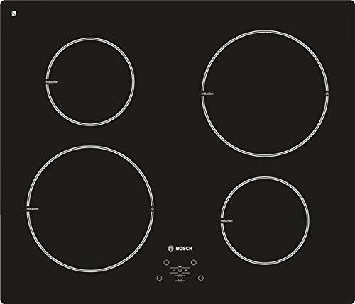 Bosch PIE611B10J piano cottura Nero Incasso A induzione: Amazon.it ...