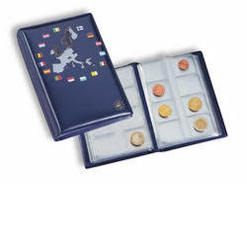 Coin Wallet for Euro Mint Sets by Lighthouse