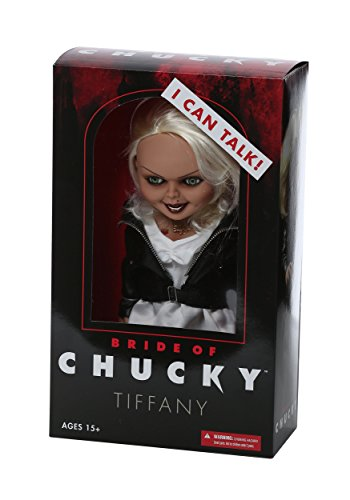 Mezco Bride of Chucky Tiffany 15