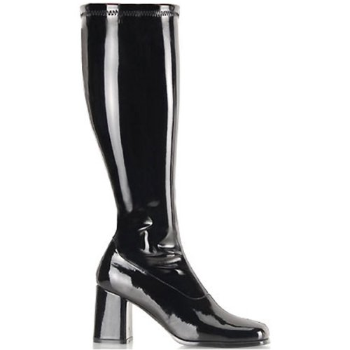 Black Stretch Knee Women's 300X Boot Gogo Funtasma Pat High A1a6qYWw