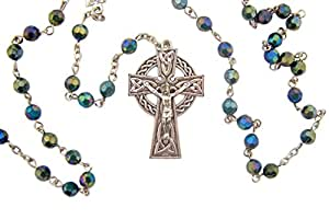 Irish Celtic Rosary RS510 by JMJ Products, LLC