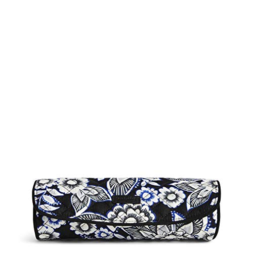 (Vera Bradley Iconic On A Roll Case, Snow Lotus)
