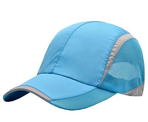 Decentron - Gorra de béisbol - para Hombre Azul Azul Large