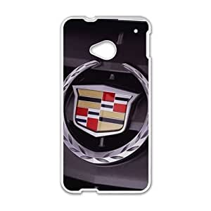 Happy Cadillac sign fashion cell phone case for HTC One M7