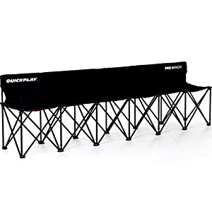 QUICKPLAY PRO Folding Bench 6 Seats - with 2YR WARRANTY