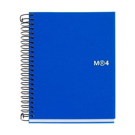 color negro Cuaderno A6 Miquelrius 2547