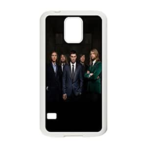 Maroon 5 Samsung Galaxy S5 Cell Phone Case White Phone cover L7754539