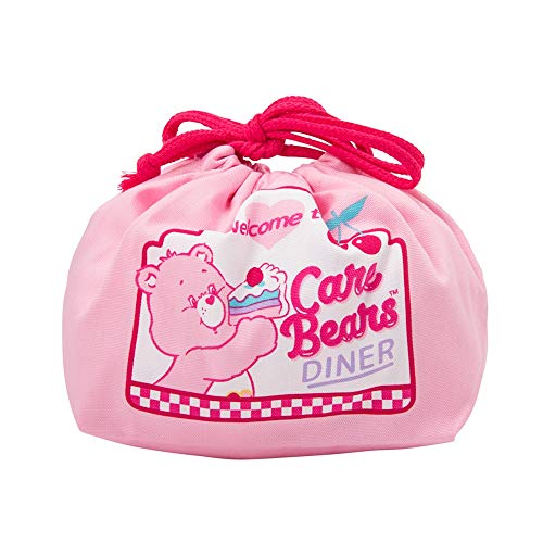 Care Bears Lunch Drawstring Bag [ CBA-800 ]