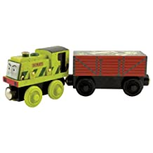 Thomas And Friends Wooden Railway - Scruff And the Garbage Car