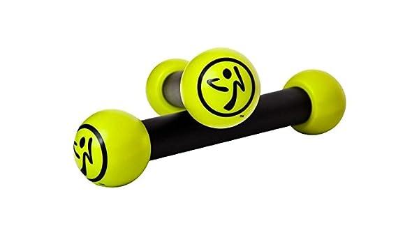 joka international GmbH Zumba Toning Sticks Amarillo Zumba ...