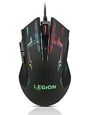 Lenovo GX30P93886 Gaming Mouse, Black