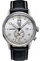 Junkers G38 Dual Time GMT 6940-4 Watch