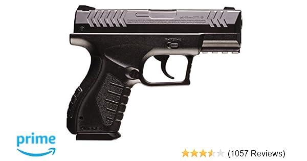 Umarex XBG 2254804 CO2 Powered  177 Caliber Steel BB Air Gun Pistol