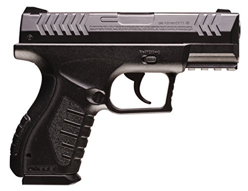 Umarex XBG 2254804 CO2 Powered .177 Caliber Steel  BB Air Gun Pistol (Best Co2 Airsoft Guns)