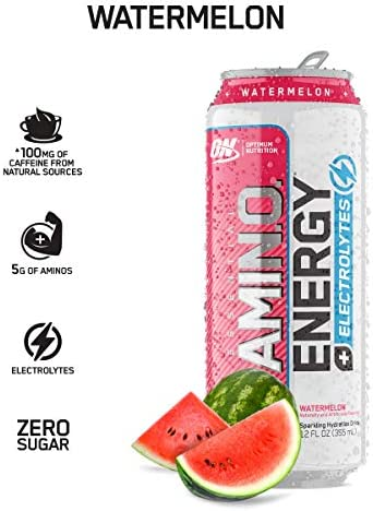 NUTRITION ESSENTIAL Electrolytes Sparkling Watermelon