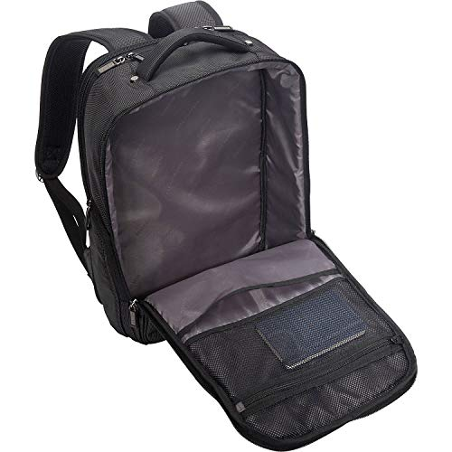 """41lHl0ssMBL - Kenneth Cole Reaction Brooklyn Commuter 16"""" Backpack Pink Dot Charcoal One Size"""