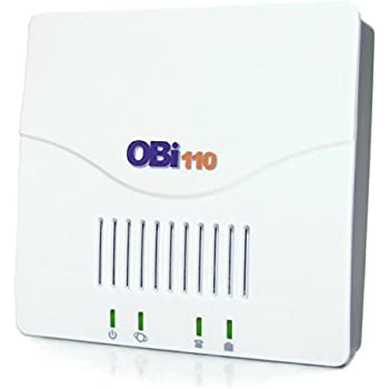 Obihai OBi110 Voice Service Bridge and VoIP Telephone Adapter