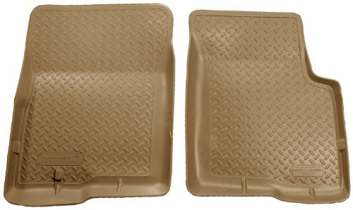 Husky Liners Front Floor Liners Fits 04-08 F150 SuperCrew/SuperCab/Standard Cab