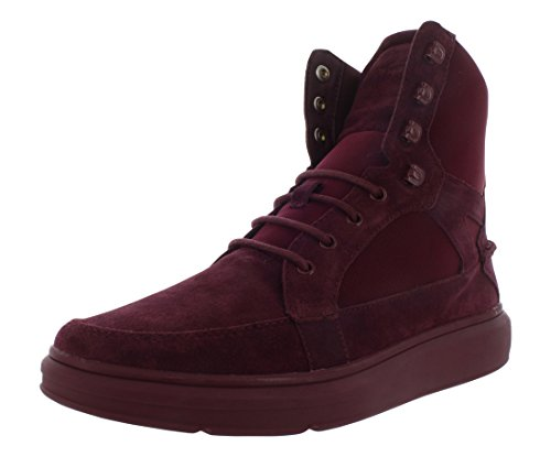 Creative Recreation Mens Desimo Sneaker Dark Burgundy