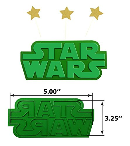BigZ Star Wars Logo Fondant and Cookie Cutter by BigZ (Image #1)