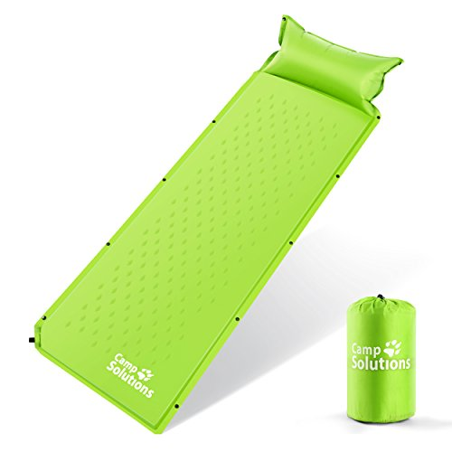 Camping Solutions Self Inflating Sleeping Pillow product image